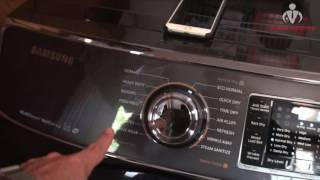 Hands-on Review: 2016 Samsung Gas Clothes Dryer (Model: DV50K7500GV)
