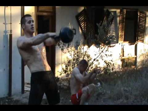 ZUGAJ BROTHERS - greco roman wrestling training (HRVANJE), Part II.wmv Image 1