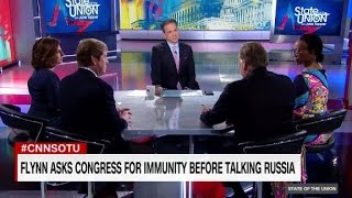 Trump changes tune on meaning of immunity