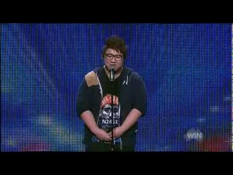 Leon Lee - Uni Student - Australia's Got Talent 2013 - Audition [FULL]