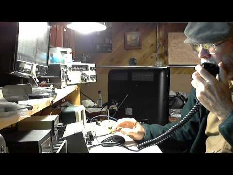 CONWAY REEF QRP SSB 10M QSO WITH 3D2C