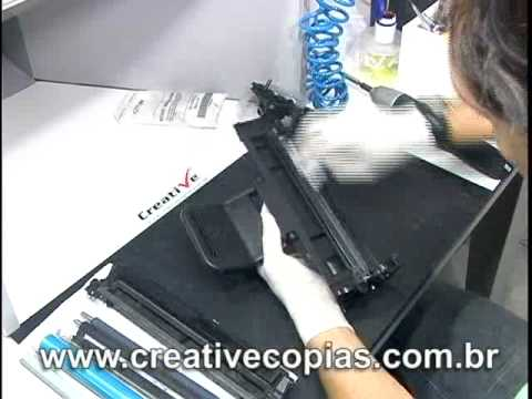 Video Recarga Toner Xerox PE220. 013R00621