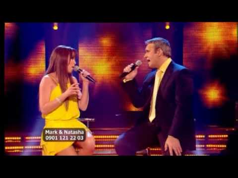 Natasha Hamilton & Mark Moraghan - Whole again  (Just the two of us, 04-03-2006)