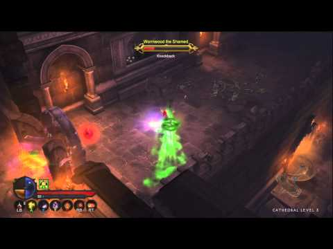 Diablo 3 - Xbox 360 - All Skills - All Classes Level 60 (Max) - Part 4