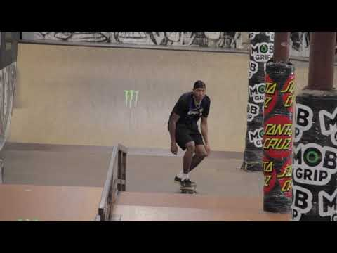 Ishod Wair Tampa Pro 2019 Golden Ticket Run