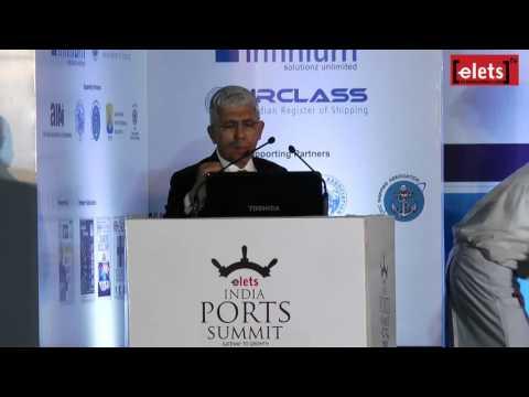 elets Ports Summit 2015 - Creating Multimodal Logistics Corridors in Maritime Clusters – Way Forward