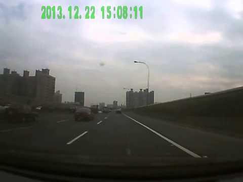 Taiwan  Dangerous driving trucks
