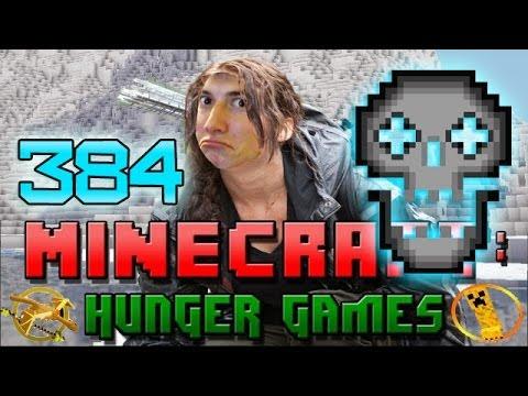 Minecraft: Hunger Games w Mitch Game 384 BASHING SKULLS
