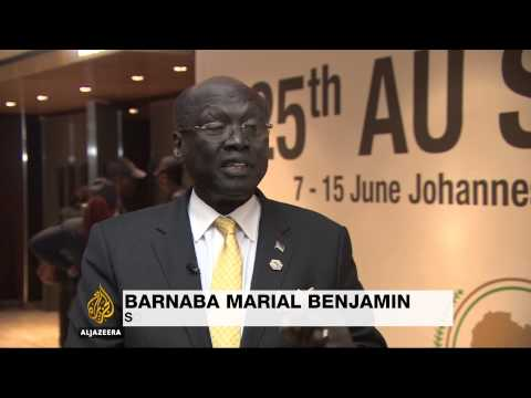 Burundi and South Sudan top AU summit agenda