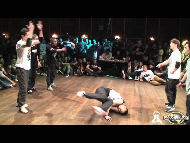 MELTING FORCE vs CAY FUSION MC (FLOOR WARS 2012) WWW.BBOYWORLD.COM