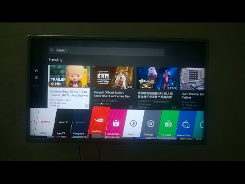 LG 32LH576D Smart TV Review