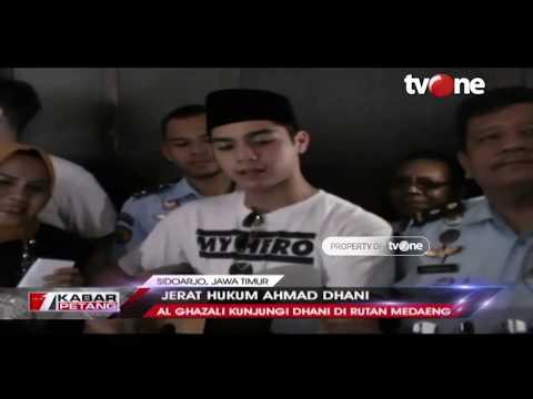 Download Hadapi Dengan Senyuman Al Ghazali Bernyanyi Saat Kunjungi