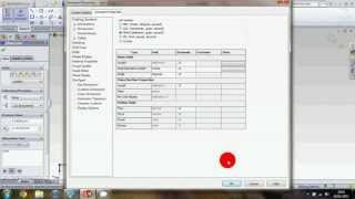 SolidWorks 2011 SGHS Tutorial: How to change your units (inches to millimeters)