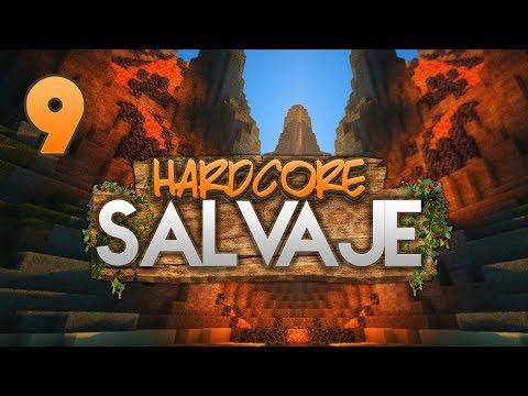 HARDCORE SALVAJE: QUÉ BONITA MI CASITA | Episodio 9 | MINECRAFT MODS SERIE