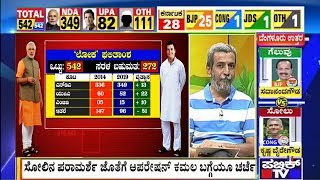 HR Ranganath Speaks About The Lok Sabha Election Results 2019