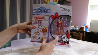 Happy Places - Minnie Mouse Waffle Kitchen - Disney Exclusive - Toy Review