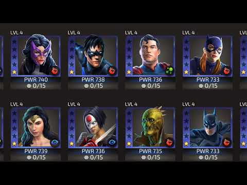 DC Legends: Battle for Justice APK Cover