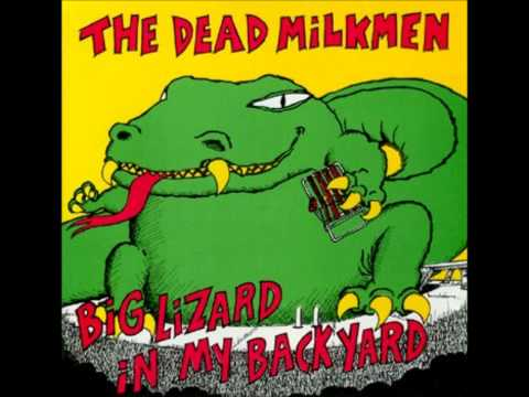Dead Milkmen - Serrated Edge