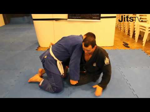 Open Guard Attacks - PART 1 - Beto Carmona - Jits Magazine Image 1