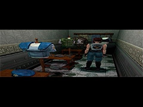 Resident evil 1 Director´s Cut ps1 Intro + armas infinitas + trajes alternativos + save game