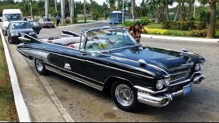 MOTOR-VIEW: CRV / CLASSIC RETRO VEHICLE - AMAZING CARS FROM CUBA SLIDESHOW HD