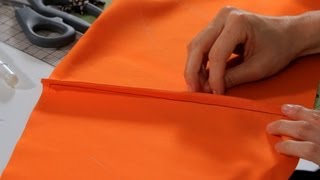 How to Sew a French Seam | Sewing Machine