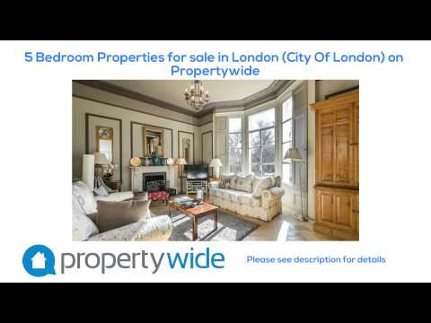 5 Bedroom Properties for sale in London (City Of London) on Propertywide