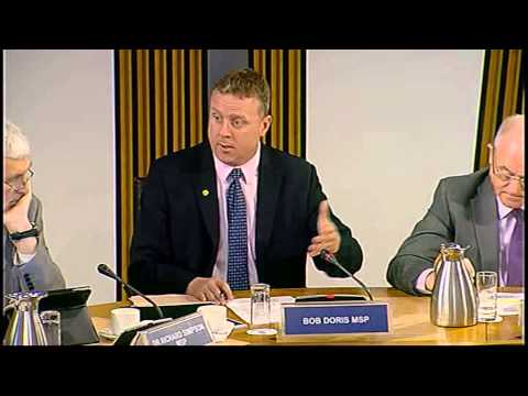 Health and Sport Committee - Scottish Parliament: 24th June 2014
