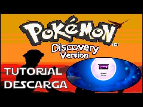 TUTORIAL - Cómo Descargar Pokémon Discovery Version