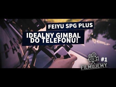 Gimbal Do Telefonu Na Wakacje! Feiyu SPG PLUS #1