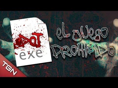 DOT.EXE: EL JUEGO PROHIBIDO (Descarga en la descripción)