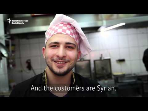 Syrian Migrants Serve Up Food, Culture In Turkey