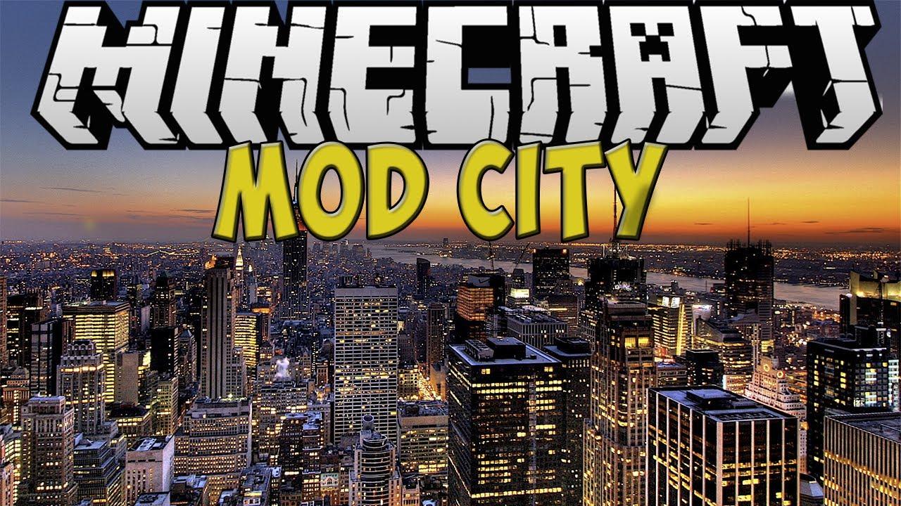 Minecraft Mods || Endless City