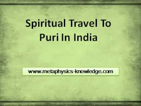 Spiritual Travel To Puri In India