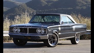 Restored & Daily Driven 1966 Dodge Coronet - One Take