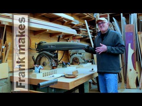 Musings on Radial Arm Saws