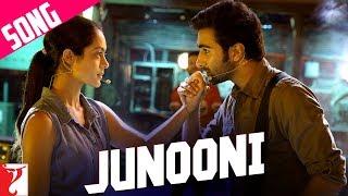 Junooni Song | Qaidi Band | Aadar Jain | Anya Singh | Arijit Singh | Yashita Sharma | Amit Trivedi