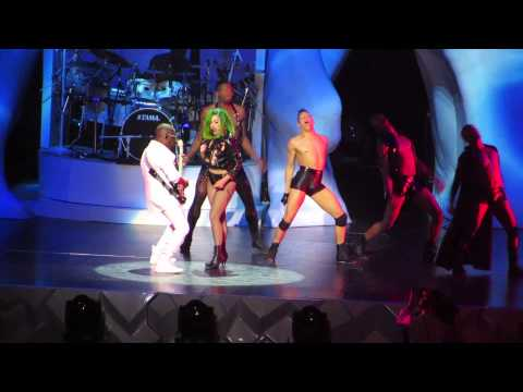 Lady Gaga | Sexxx Dreams | Boston | Artrave video