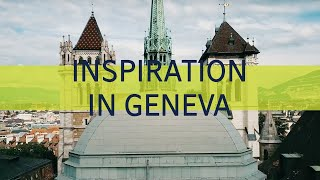 airBaltic - Find new inspiration in Geneva