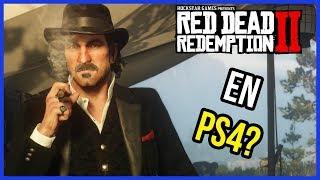RED DEAD REDEMPTION 2 Y TODO SOBRE LAS EXCLUSIVIDADES 🔥 Todo RDR2 noticias y gameplay en español