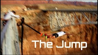 The Jump - Bungee Jump at the Grand Canyon