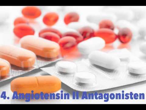Medikamente Bei  Bluthochdruck ++ Hypertonie ++ Hoher Blutdruck