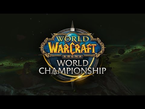 Rockets: Eclipse vs. Panda Global|WoW Arena World Championship|Quarterfinals 1