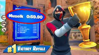 The *NEW* Combine WORLD RECORD In Fortnite!