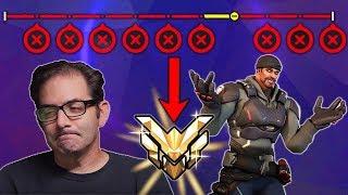 Overwatch Placements Are BROKEN!
