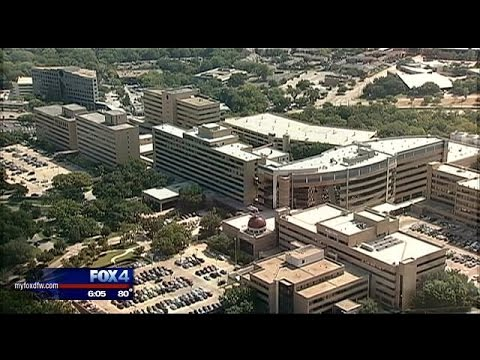 Texas to create Ebola containment facility in Richardson, Galveston