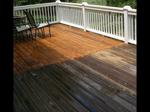 DECK Repair Willits CA, Deck Refinishing, Staining & Cleaning