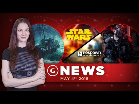 Titanfall Dev Making Star Wars, Modern Warfare Remaster Maps Revealed! - GS Daily News