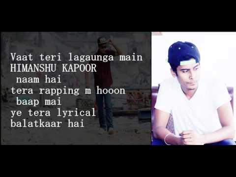 YAHA MERI CHALTI HAI | Kapoor Da Rapstar ft Rapper Sindhi | Tameezdaar Besti |