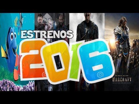 10 Películas Más Esperadas del 2016